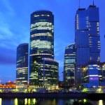 Moscow City — Stock Photo