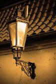 Old street lantern — Stock Photo