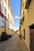 Narrow street — Stock Photo