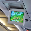Interior of airplane — Stock Photo #1416284