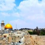Panorama of Jerusalem — Stock Photo #1417739