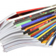 Magazines — Stock Photo #1418994