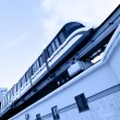 Monorail train — Foto de Stock
