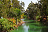 Jordan river — Stock Photo