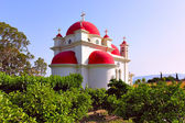 Church of the Seven Apostles — Stock Photo