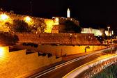 Old city in Jerusalem — Stock Photo
