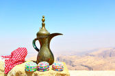 Arabian souvenirs — Stock Photo