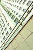 Apartment many-storeyed building — Stock Photo