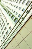 Apartment many-storeyed building — Stock Photo