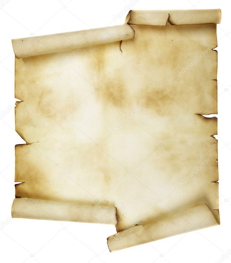 Ancient Scroll: Stock Photo © Zoooom #1418240