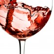 Red wine — Stock Photo