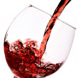 Royalty-Free Stock Photo: Red wine