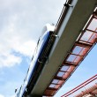 Monorail train — Stockfoto