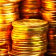 gold coins — Stock Photo #1424944