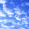 Blue sky and clouds — Stock Photo #1425063