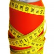 Colcand measuring tape — Stock Photo #1425295