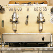 Stock Photo: Coffee-machine
