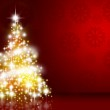 Christmas tree — Stock Photo #1425812