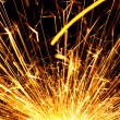 Blazing sparks — Stock Photo #1426777