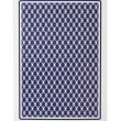 Playing card from back — 图库照片