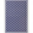 Playing card from back — Foto Stock