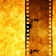Old film strip — Stock Photo #1427778