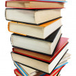 Stack of books — Stock Photo #1427899