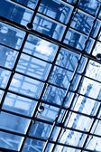 Transparent ceiling — Stock Photo