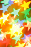 Colorful stars background — Stock Photo