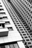 Vacant modern apartment building — Stock Photo