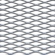 Metal grate - Stock Photo