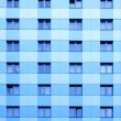 Windows of apartment skyscraper — Stock Photo #1432202