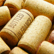 Corks close-up — Stock Photo #1435244