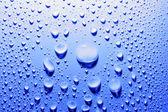 Vattendroppar — Stockfoto
