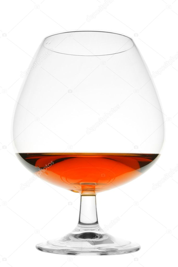 Brandy Glass Snifter Glass of Brandy