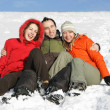 On snow — Stock Photo #1440540
