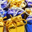 Royalty-Free Stock Photo: Colorful gift boxes