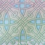 beschermende patroon — Stockfoto