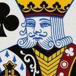 Постер, плакат: Clubs king