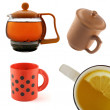 Stock Photo: All for tea