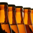 Beer bolltles - Foto Stock