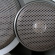 Speakers - Stock Photo