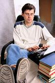 Author type bestseller — Stock Photo