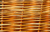 Wicker close-up — Stock Photo