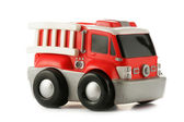 Fire engine toy — Stock Photo