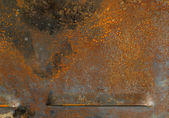 Rusty metal surface — Stock Photo