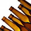 Empty bottles - Stockfoto