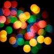 Garland lights — Stock Photo