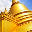 Stock Photo: Stupa in Wat Phra Kaeo