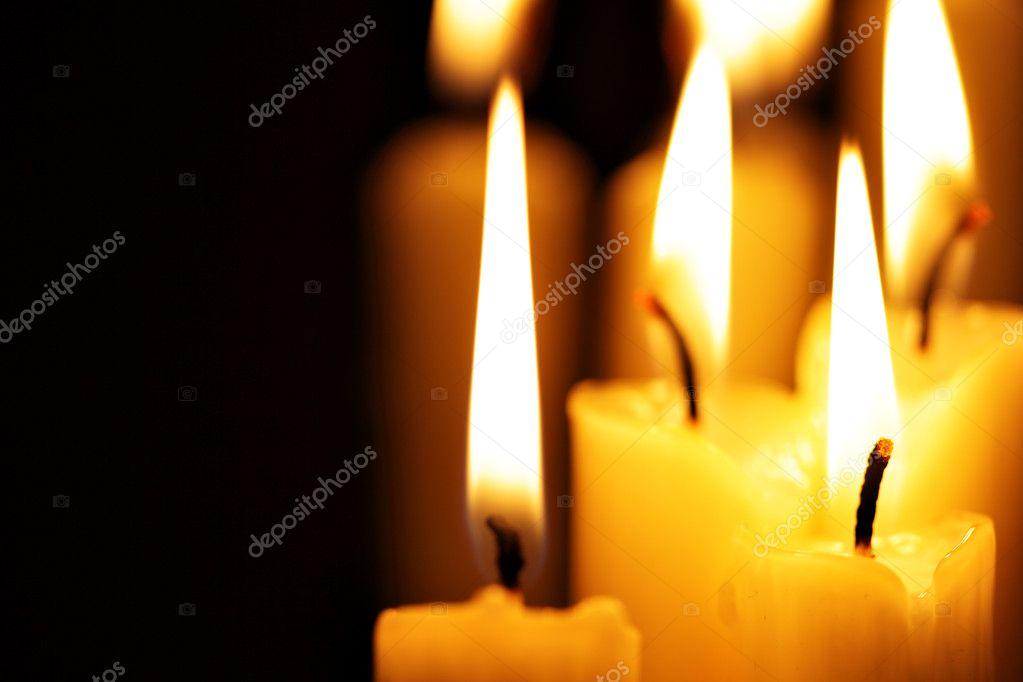 Что делать со свечами после дня рождения